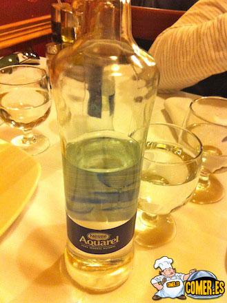 agua en bilbao
