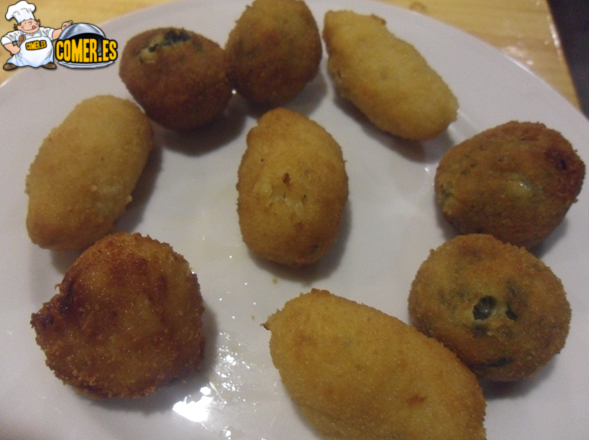 fritos del txoko en bilbao