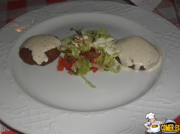 del restaurante árabe de bilbao
