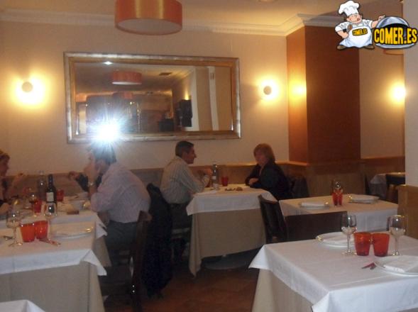imagen del restaurante en bilbao