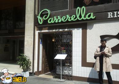 imagen del restaurante italiano en bilbao